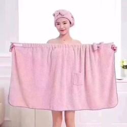 Set khăn tắm 4 món cao cấp