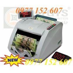 Bán máy đếm tiền chuyên dụng giá rẻ tặng kèm máy soi tiền giả
