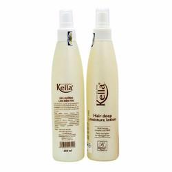 Xịt dưỡng mềm tóc Kella