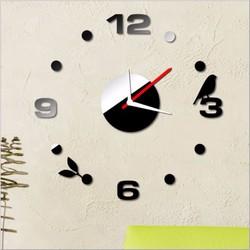 Đồng hồ dán tường hình chim đậu