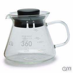 Bình phục vụ trà và cà phê tại bàn Taiwan 360ml
