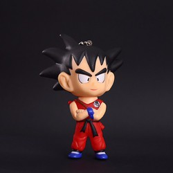 Móc khóa mô hình SonGoKu - Dragon Ball