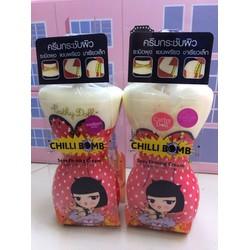 Kem tan mỡ Cathy Doll Chilli Bomb Sexy Firming Cream