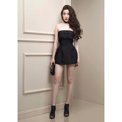 Jumpsuit kiểu giả váy thiết kế cúp ngực trẻ trung tuyệt đẹp
