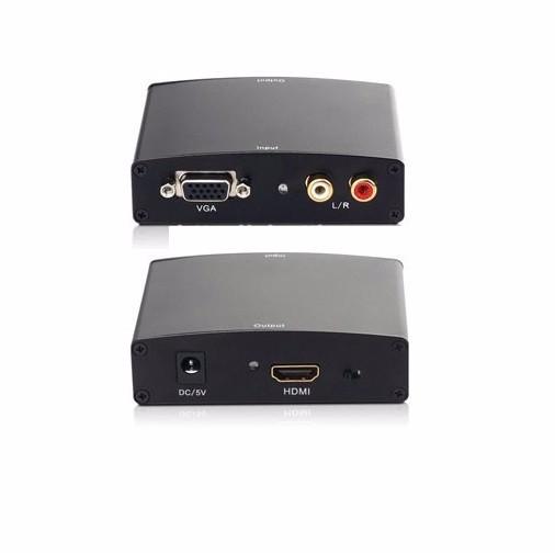 Bộ chuyển đổi VGA sang HDMI Box VGA to HDMI 2