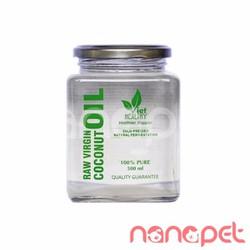 Dầu Dừa Nguyên Chất Ép Lạnh Viet Healthy Lọ 500ml