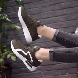 Giày thể thao phối