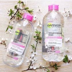 Nước tẩy trang Garnier Micellar cho da nhạy cảm 400ml 😉