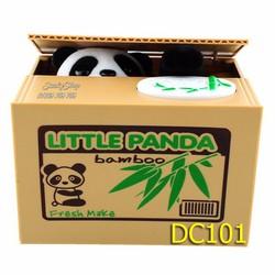 Đồ Chơi Hộp Tiết kiệm Tền Xu Gấu Trúc Panda - Panda Money Box