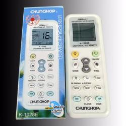 Remote máy lạnh đa năng Chunghop K-1028E