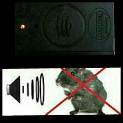 Máy đuổi chuột điện tử Cửu Long sử dụng sóng siêu âm