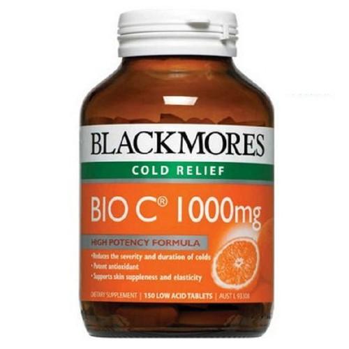 Viên uống bổ sung Vitamin C Blackmores Bio C 1000mg - 150 viên