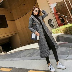 áo khoác dạ cao cấp Hàn Quốc