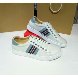 giày thể thao trắng nam hàng vnxk