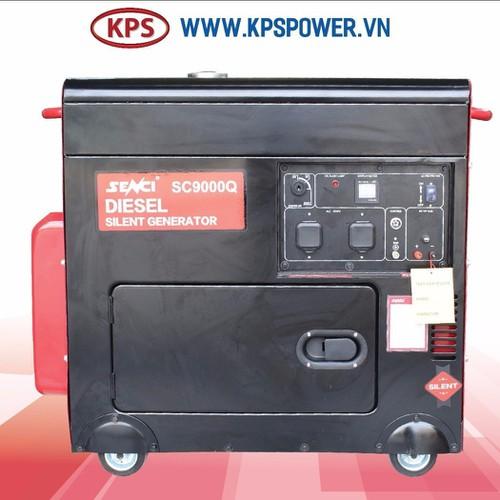 Máy phát điện Senci SC9000Q 7.0KW - 10492876 , 7692269 , 15_7692269 , 29990000 , May-phat-dien-Senci-SC9000Q-7.0KW-15_7692269 , sendo.vn , Máy phát điện Senci SC9000Q 7.0KW