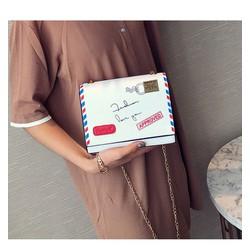 Túi bì thư phong cách Hàn Quốc