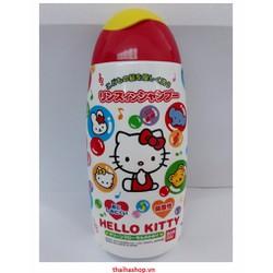 Dầu Gội Cho Bé Gái Hello Kitty Bandai Nhật Bản