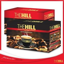 Combo hai hộp Cà phê hoà tan The Hill-Đỏ đen