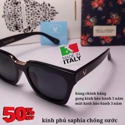 kính mát nam nữ chính hãng ITALY bảo hành 5 năm mã MTE5