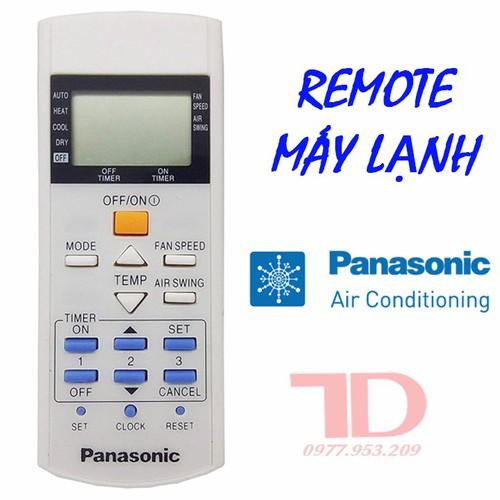 Remote máy lạnh Panasonic - 10493075 , 7693393 , 15_7693393 , 150000 , Remote-may-lanh-Panasonic-15_7693393 , sendo.vn , Remote máy lạnh Panasonic