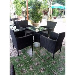 bàn ghế cafe giá siêu rẻ cần bán giá rẻ