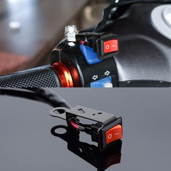Công Tắc đèn có pat lắp kính xe