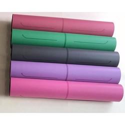 Thảm tập yoga định tuyến cao cấp - Tặng túi đựng thảm thời trang