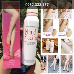 Tất phun Nhật Bản Nude Stocking Vớ xịt chân