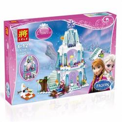 Xếp hình lâu đài băng tuyết của Elsa 297 khối