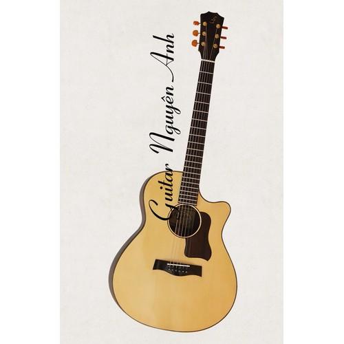 Đàn Guitar Acoustic Taylor N400A Sơn PU Bóng tặng bộ phụ kiện - 10493395 , 7695340 , 15_7695340 , 5600000 , Dan-Guitar-Acoustic-Taylor-N400A-Son-PU-Bong-tang-bo-phu-kien-15_7695340 , sendo.vn , Đàn Guitar Acoustic Taylor N400A Sơn PU Bóng tặng bộ phụ kiện