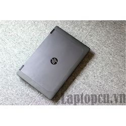 Laptop Hp Zbook15 Core i7 4800 MQ | 8GB Ram | HDD 500GB | K1100M