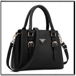 Túi đeo chéo nữ 3 ngăn phong cách thời trang QSTORE QS137