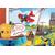 Đồ chơi xếp hình - Bé tập làm xây dựng - HEAVY VEHICLES【Gigo Toys】