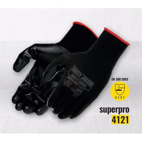 Găng tay chống dầu Safety Jogger Super Pro