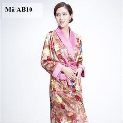 Áo khoác nữ lót nhung thời trang AB10