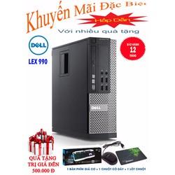 Máy tính đồng bộ Dell 990 SFF CPU Intel Core i5 2400 4GB  250GB HDD