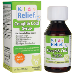 Siro cảm cúm Kids Relief Cough Cold Syrup