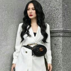 Túi xách đeo chéo đeo hông GC vân cao cấp