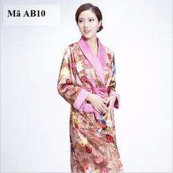 Áo khoác lót nhung thời trang nữ AB10