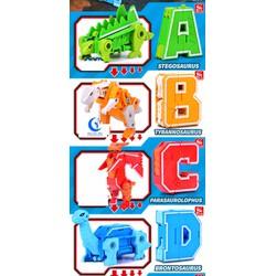 ROBOT BIẾN HÌNH A B C D