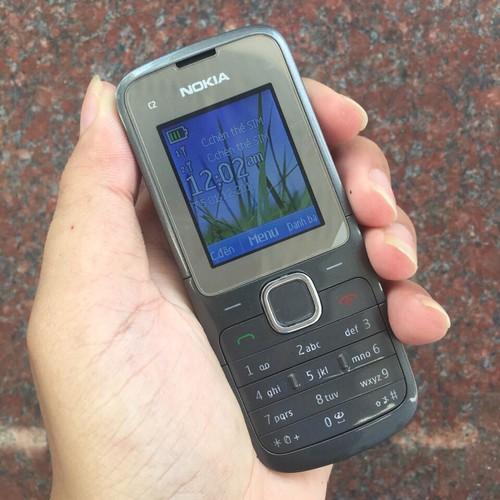 Nokia C2-00 2 sim chính hãng