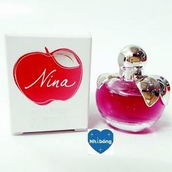 Nước hoa mini Nina xách tay Pháp