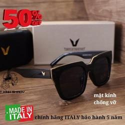 kính mát nam nữ chính hãng ITALY bảo hành 5 năm mã MTE9