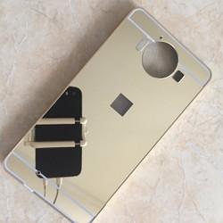 Nokia Lumia 950 - Ốp lưng điện thoại tráng gương viền kim loại