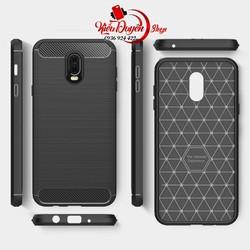 Ốp lưng Samsung Galaxy J7 Plus chống sốc vân carbon
