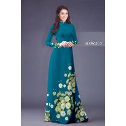 ải áo dài truyền thống Xưởng May Kim Ken