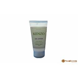 Gel vuốt tóc xoăn Kenzo, gel mềm tạo kiểu dành cho cả Nam và Nữ