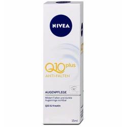 Kem dưỡng mắt Nivea Q10 Plus Anti-Falten Augenpflege 15ml Đức