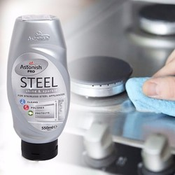 Chất tẩy rửa bề mặt kim loại Astonish nhậpkhẩu Anh