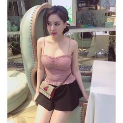 Áo hai dây nhúng sexy